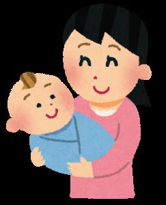 akachan_dakko_mother